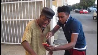 when you try to decieve a old man[ Nigeria comedy] music by success much