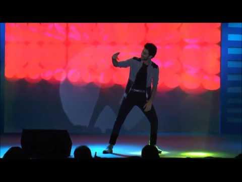 raghav slow motion dance