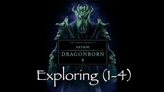 """Exploring (1-4)"" - Skyrim - Dragonborn DLC Soundtrack (By Jeremy Soule)"