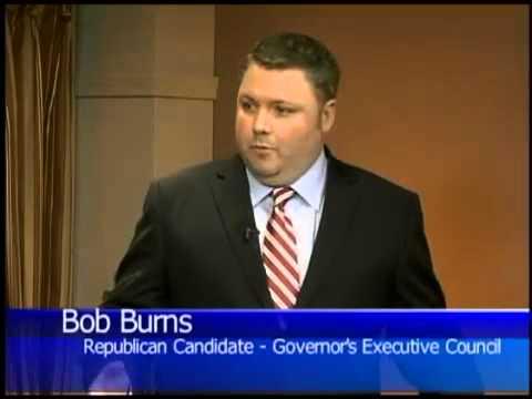 The Gloves Come Off - Burns v Pappas Debate