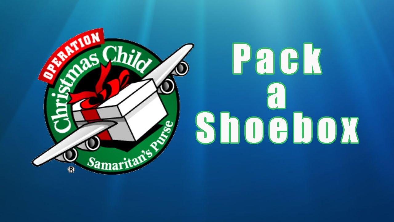 operation christmas child samaritans purse shoebox gifts youtube - Operation Christmas Shoebox