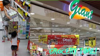 GROCERY WITH KIDS AT GIANT SUPERMARKET #Shopping #Grocery #Food #Singapore   Blissed Arce