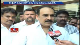 YCP Leader Balineni Srinivasa Reddy Responds on To Join TDP | Face to Face with HMTV