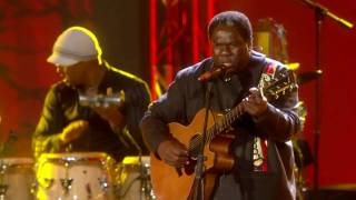 Vusi Mahlasela - Say Africa (2010 FIFA World Cup™ Kick-off Concert)