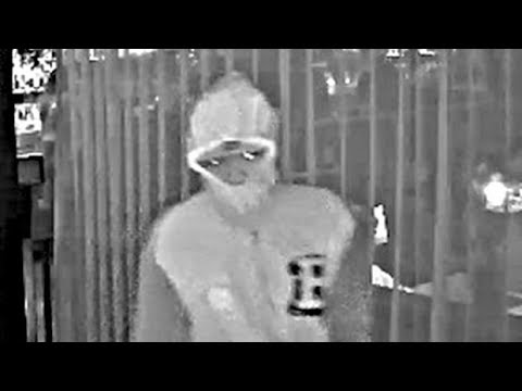 Surveillance video of the hit on Toronto real estate broker Simon Giannini | Help catch a killer