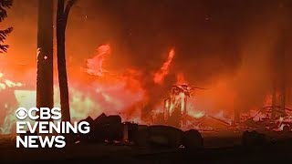 Search intensifies for more than 200 missing in California's Camp Fire