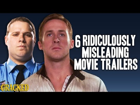 6 Ridiculously Misleading Movie Trailers