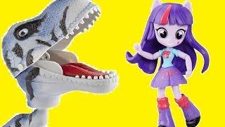 Волшебная Палатка Playmobil Мультик Май Литл Пони Все Серии Подряд Распаковка Игрушек
