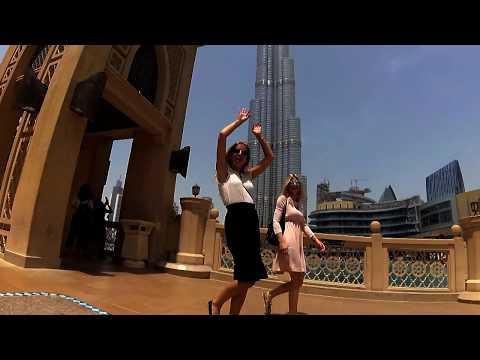 Dubai 2017 - Urlaubsvideo l yi4k
