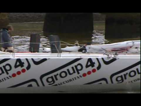 Documentaire Fr Vendée Globe 2000 2001 Tour du Monde solitaire