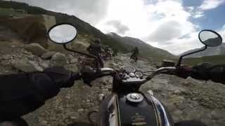 Lahaul spiti valley Bike trip part1