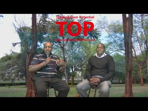TOP Kenya presentation by founding members  SCOPE and YARD,