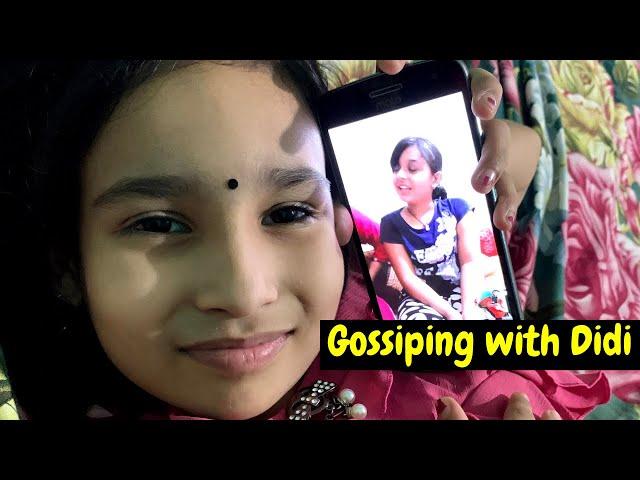 Gossiping With @Learn With Priyanshi Didi #learnwithpari