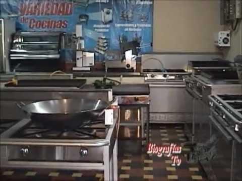 Utensilios de cocina y maquinaria industrial en managua for Maquinas de cocina
