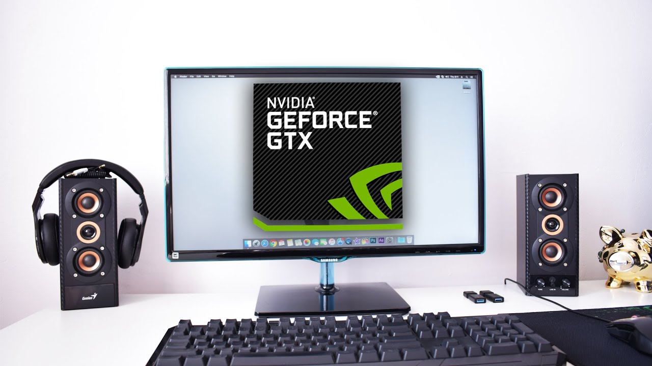 How to fix NVIDIA Graphics in OS X - YouTube