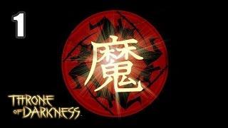 Throne of Darkness (Семь самураев) - Часть 1 - Исследуем замок