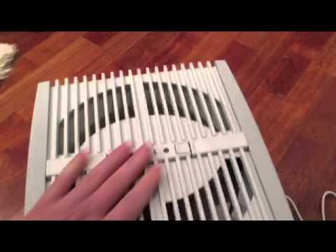 ОБЗОР: Очиститель увлажнитель воздуха Venta LW15