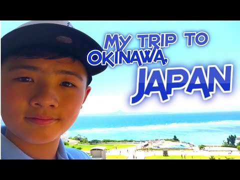 BLUE SKIES AND CLEAR WATER | MY TRIP TO OKINAWA, JAPAN