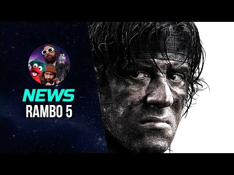 RAMBO 5 Stallone Takes On Mexican Cartels thumbnail