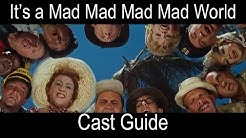 It's a Mad Mad World Cast Guide UPDATED 8/26/2016