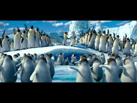 Happy Feet Two, HD, Opening Medley
