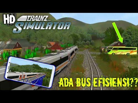 Trainz Simulator Indonesia Android | New Map Tegal Jogja
