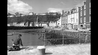 Old Photographs Tobermory Isle Of Mull Inner Hebrides Scotland
