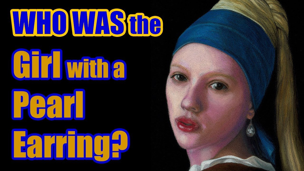who was the girl with a pearl earring scarlett