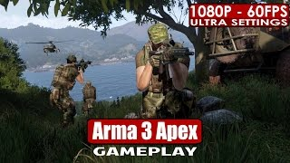 Arma 3 Apex gameplay PC HD [1080p/60fps]