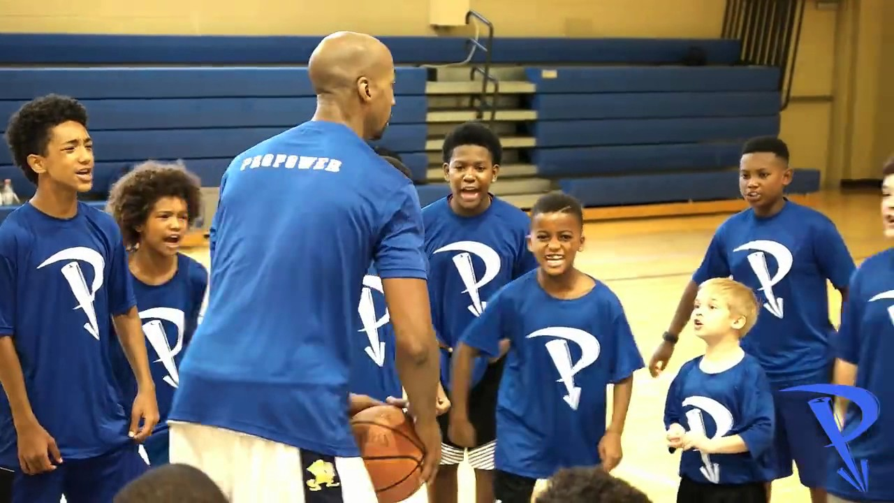 ProPower Basketball Camp – Team Chant!