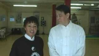 Grandmaster Chen Yun Ching - 3 Internal Arts Demo