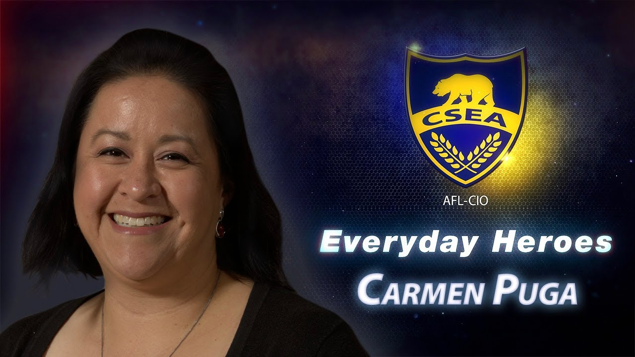 Everyday Hero Carmen Puga