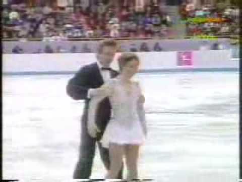Torvill & Dean 1994 Winter Olympics Face the Music 2