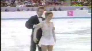 Torvill & Dean 1994 Winter Olympics Face the Music 2