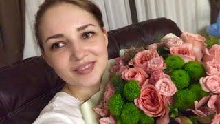 Сюрприз от любимого мужа и дочки на День Семьи ! Мили Ванили