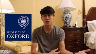 My Oxford Admissions Story - Missing my offer...