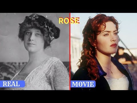 Real Life Titanic, Passengers and Crew