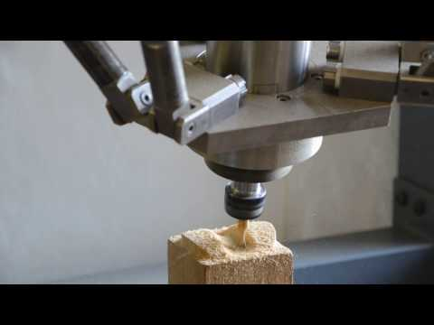 hexapod 5 axis milling linuxcnc. Black Bedroom Furniture Sets. Home Design Ideas