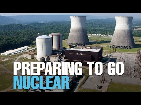 NEWS: Malaysia 'ready' for nuclear power