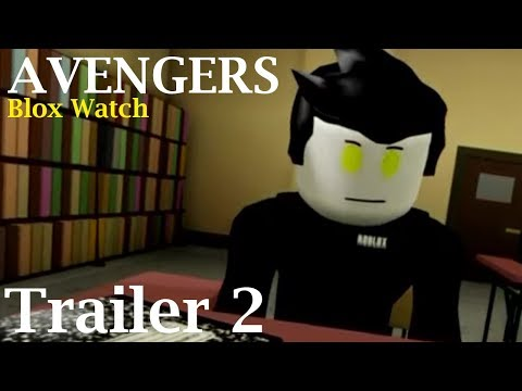Avengers: Blox Watch (Trailer #2) (ObliviousHD)