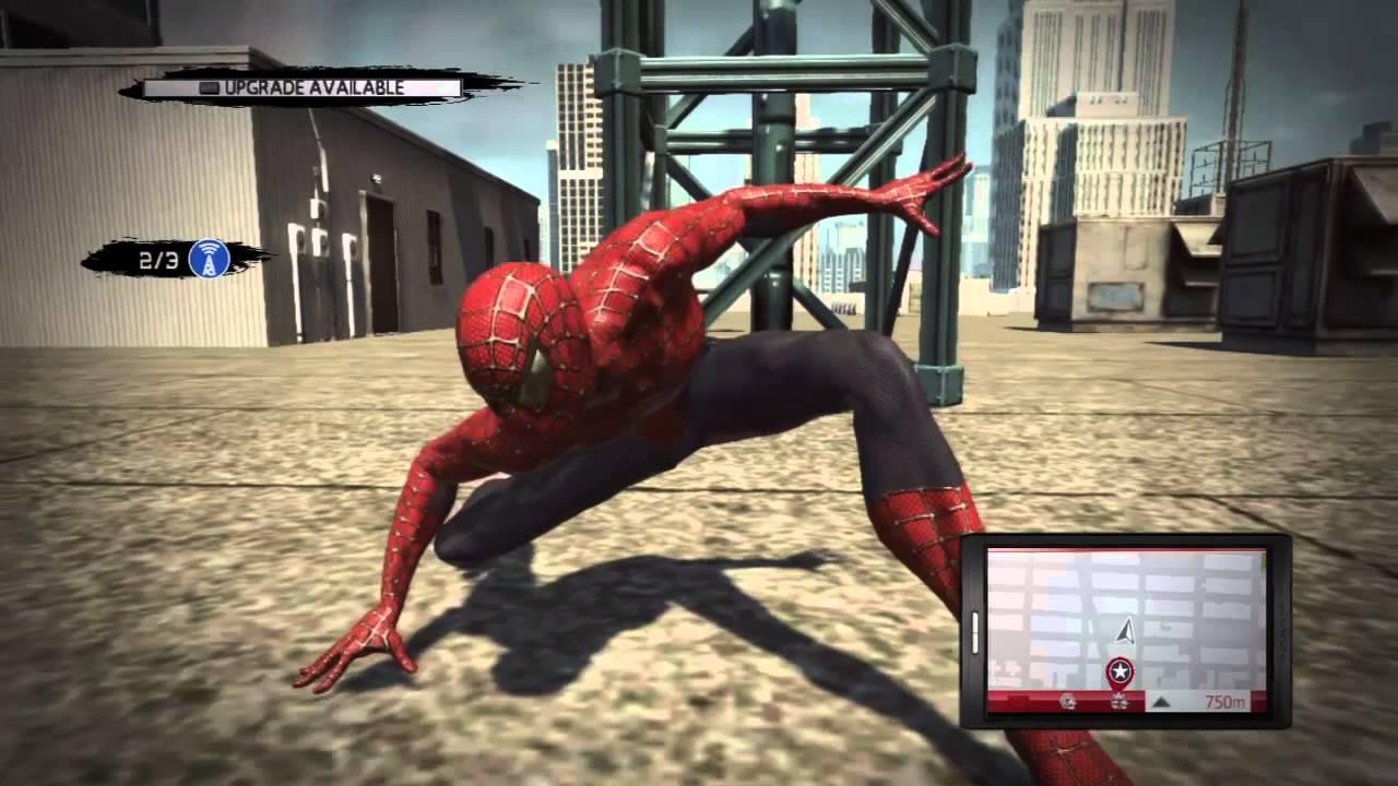 Игры паук ютуб