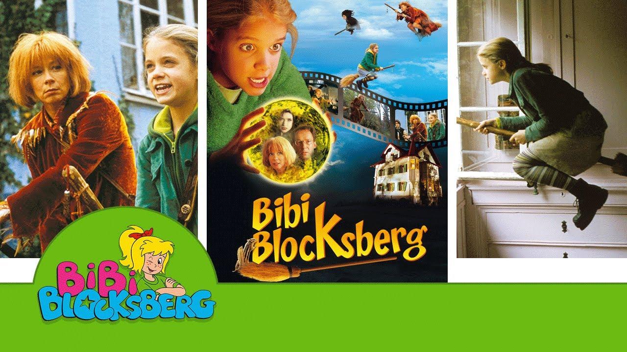 Bibi Blocksberg Deutsch
