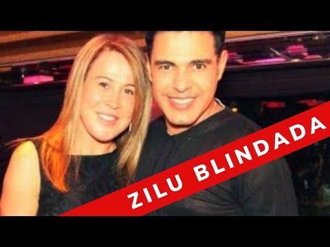 Zilú Camargo esposa de Zezé de Camargo  por Francisco Chagas no programa Over Fashion