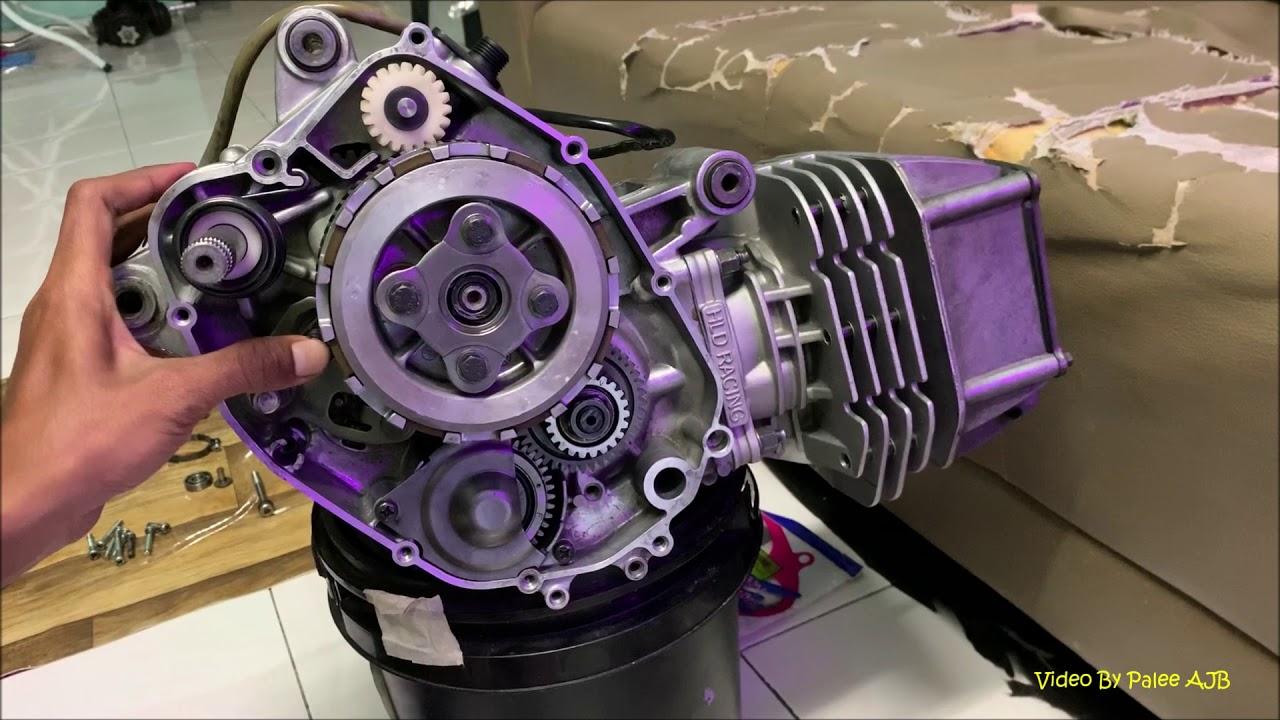 Engine Kriss Installation Part 3 by Daud Dono