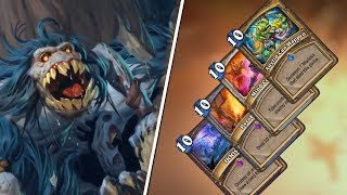Hearthstone - Comparing Ultimate Infestation to Other 10 Mana Spells