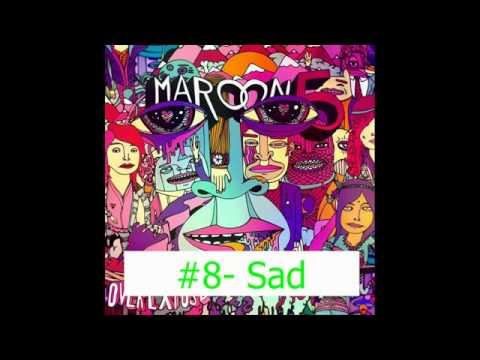 Maroon 5 - OverExposed (Album Download)