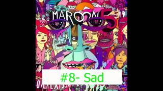 Maroon 5 - OverExposed (Album Download)