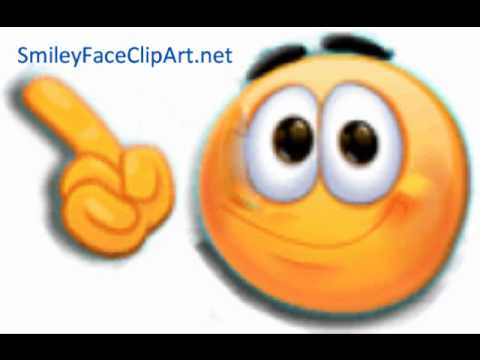 Free Cool Smiley Face Clip Art
