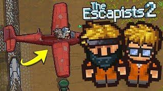 Zbudowaliśmy SAMOLOT którym UCIEKLIŚMY z więzienia | THE ESCAPISTS 2 PL #31