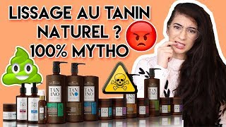 Gambar cover LISSAGE AU TANIN / TANINOPLASTIE: ON VOUS MENT !!! 😤
